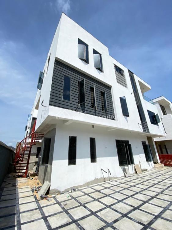 Exquisitely Finished 5 Bedroom Fully Detached Duplex with a Room Bq, Ikate, Lekki, Lagos, Detached Duplex for Sale