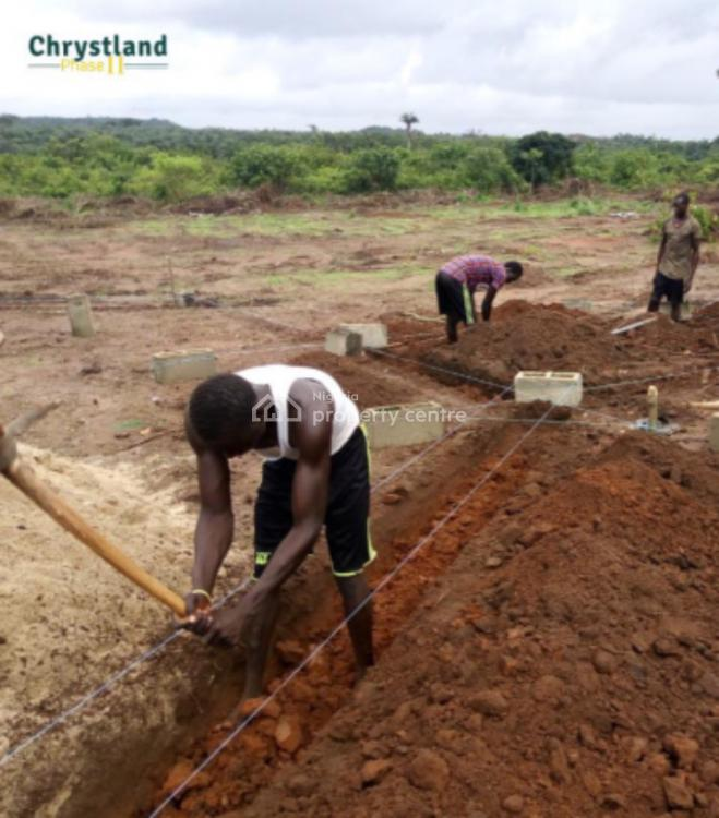 300sqm Land, Chrystland Estate Phase 2, By Augustine University, Epe, Lagos, Mixed-use Land for Sale