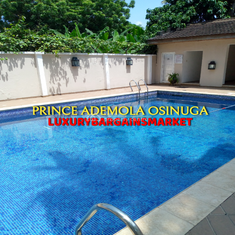 Hot! Price Slash 4 Bedroom Penthouse +bq, Central Ikoyi, Old Ikoyi, Ikoyi, Lagos, Flat / Apartment for Rent