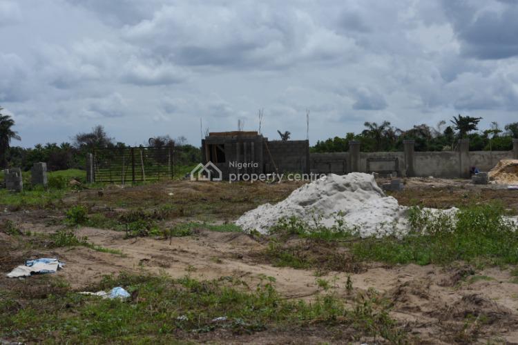 Buy and Build Plots, His Glory Court, Bolorunpelu, Elerangbe, Ibeju Lekki, Lagos, Mixed-use Land for Sale
