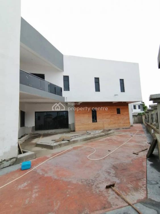 5 Bedrooms Fully Detached Duplex with a Room Bq, Sangotedo, Ajah, Lagos, Detached Duplex for Sale