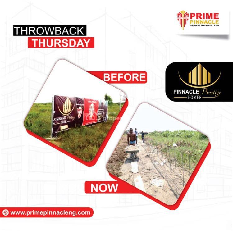 Luxury Residential Estate, Pinnacle Prestige Homes, Oju Agbe, Ibeju Lekki, Lagos, Residential Land for Sale