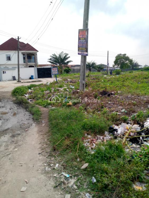 Plots on Ground, Off Mobil Road, Ilaje, Ajah, Lagos, Mixed-use Land for Sale