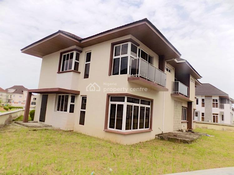 5 Bedrooms Fully Detached Duplex + Bq  on 606sqm with 24 Hours Power, Pinnock Estate, Lekki, Lagos, Detached Duplex for Sale