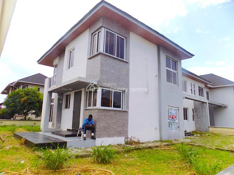 4 Bedroom Semi Detached Duplex with Bq and 24 Hours Power, Inside Pinnock Beach Estate, Lekki, Lagos, Semi-detached Duplex for Sale