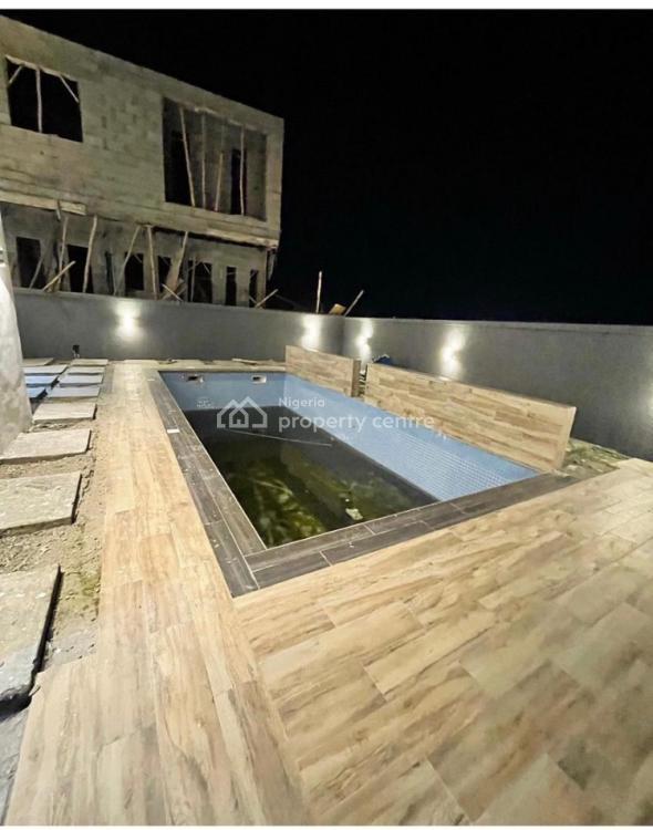 Super Luxury 5 Bedroom Mansion, Osapa, Lekki, Lagos, Detached Duplex for Sale