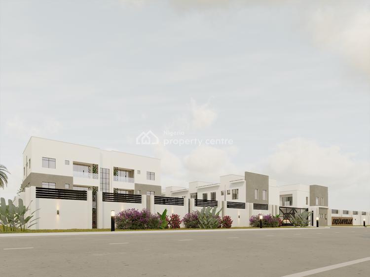 Luxurious Fully Serviced 3 Bedrooms Terrace with Bq, Near Beachwood Park 2, Shapati, Ibeju Lekki, Lagos, Terraced Duplex for Sale
