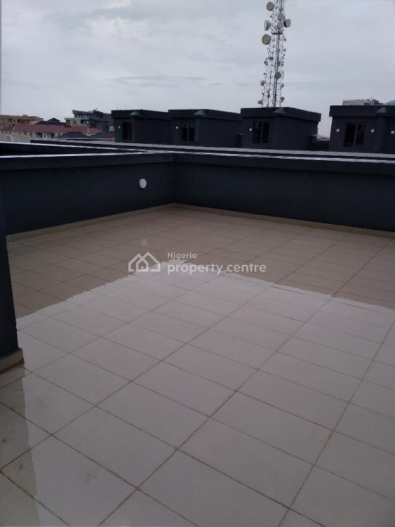 Spacious & Luxury 4 Bedroom Terrace Duplex with Unique Design, Lekki Phase 1, Lekki, Lagos, Terraced Duplex for Sale