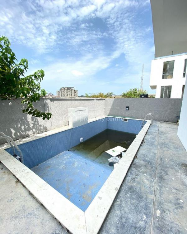 Contemporary 5 Bedrooms Fully Detached House;, Osapa, Lekki, Lagos, Detached Duplex for Sale