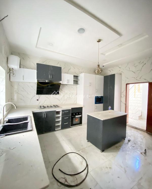 Brand New 4 Bedroom Fully-detached House;, Ajah, Lekki, Lagos, Detached Duplex for Sale