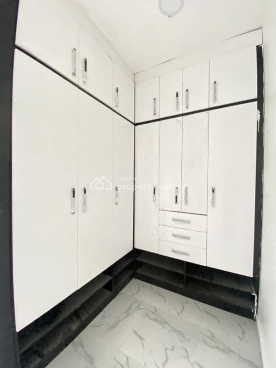 Newly Built Exquisitely 4 Bedroom Semi Detached Duplex with Bq, Chevron, Lekki, Lagos, Semi-detached Duplex for Sale