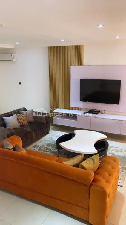 Luxurious 4 Bedroom Duplex with Swimming Pool, Chevron, Lekki, Lagos, Terraced Duplex Short Let