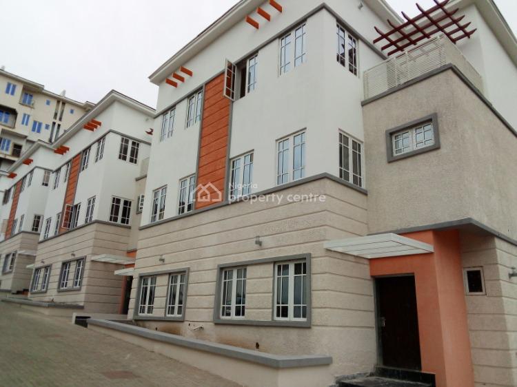 4 Bedrooms Terraced Duplex, Guzape District, Abuja, Terraced Duplex for Sale