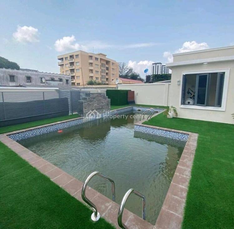 5-bedroom Terrace Residence, Victoria Island (vi), Lagos, Terraced Duplex for Sale