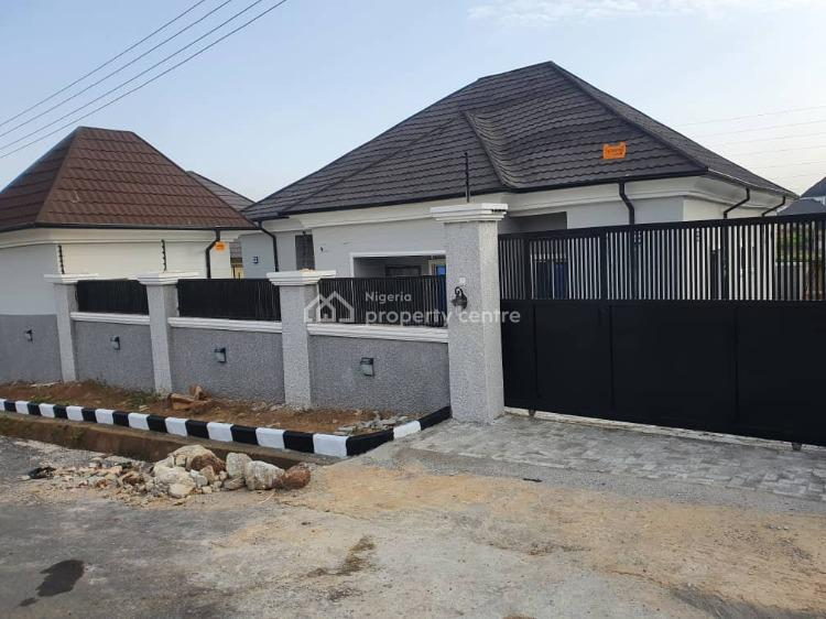 Brand New Super Exquisite 3 Bedroom and Bq, in an Estate, Gwarinpa, Abuja, Detached Bungalow for Sale