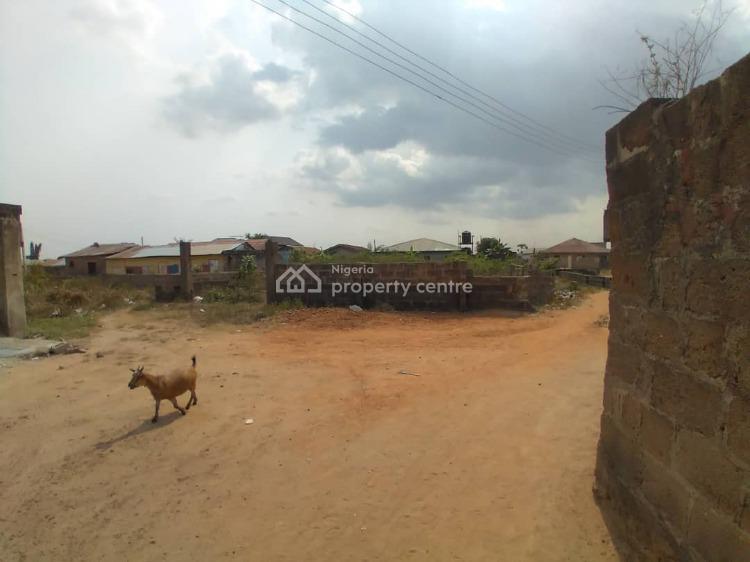 Full Plot of Land in a Developed Area, Tunde Akinkunmi Close, Orimerunmu, Ibafo, Ogun, Residential Land for Sale