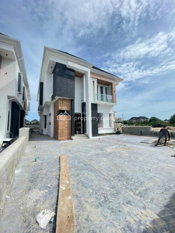 Exquisitvely Built & Luxury Finished 5 Bedroom Duplex + Bq + Pool, Ikota, Lekki, Lagos, Detached Duplex for Sale