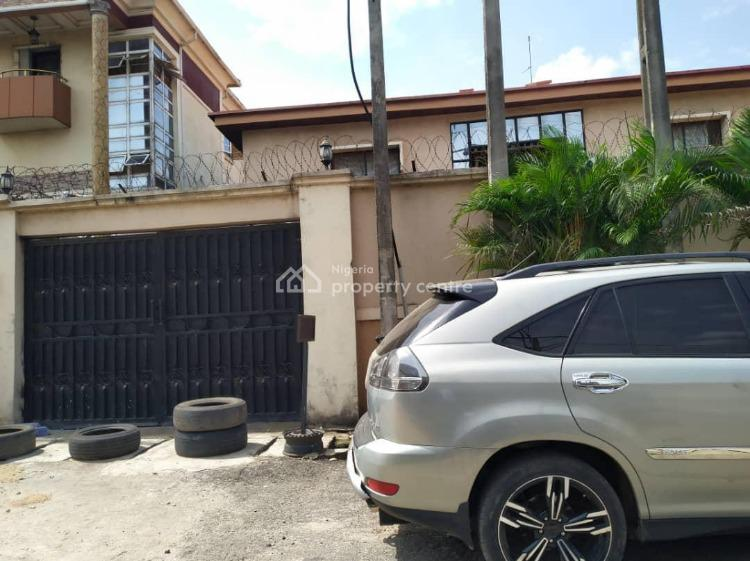 5 Bedroom Duplex + 2units of 2bedroom Flats on a Full Plot with C of O, Abimbola Estate, New Oko-oba, Agege, Lagos, Detached Duplex for Sale