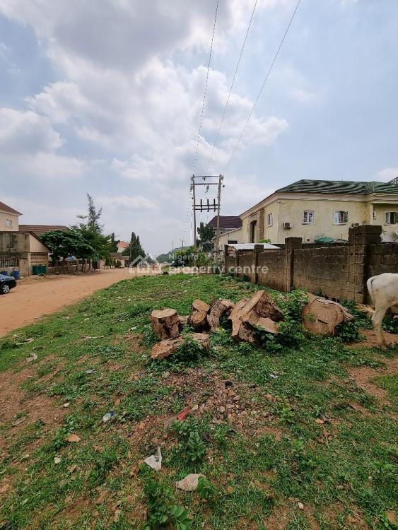 Affordable 810sqm Residential Land in a Strategic Location, Off Nicon Junction Opposite Maitama, Katampe, Abuja, Residential Land for Sale