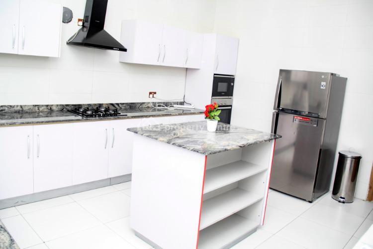 Luxury 4 Bedroom Duplex, Bridge Gate Estate, Agungi, Lekki, Lagos, Flat / Apartment Short Let