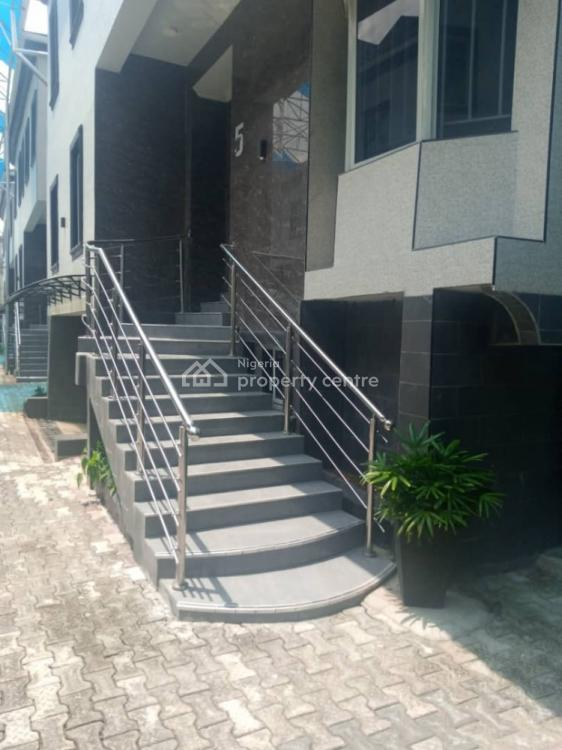 Brand New Luxury 4 Bedroom, Chevron, Lekki Phase 2, Lekki, Lagos, Semi-detached Duplex for Sale