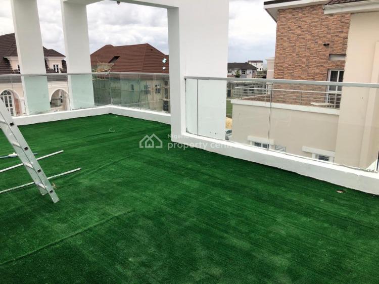 Luxury 5 Bedroom Detached Duplex, Pinnock Estate, Osapa, Lekki, Lagos, Detached Duplex for Sale