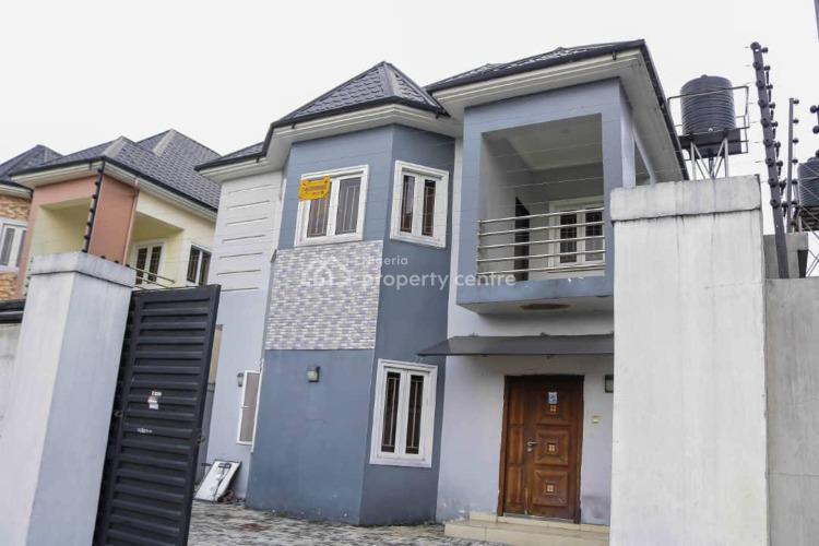Luxury American Standard 4 Bedroom Duplex, Off Peter Odili Road, Trans Amadi, Port Harcourt, Rivers, Detached Duplex for Sale