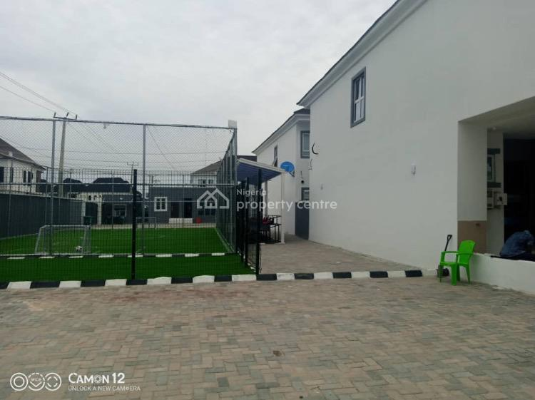 Beautiful 3 Bedroom Terrace House at Lekki, Orchid Road, Lekki, Lagos, Terraced Duplex for Sale