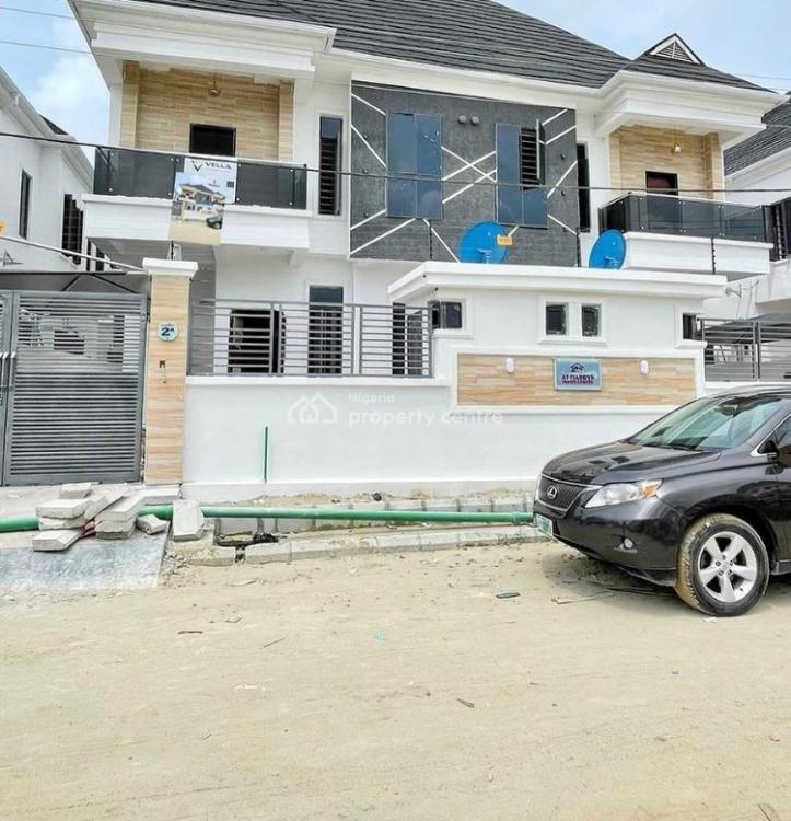 Spacious 4 Bedroom Semi Detached Duplex with Smart Features;, 2nd Tollgate, Lekki, Lagos, Semi-detached Duplex for Sale