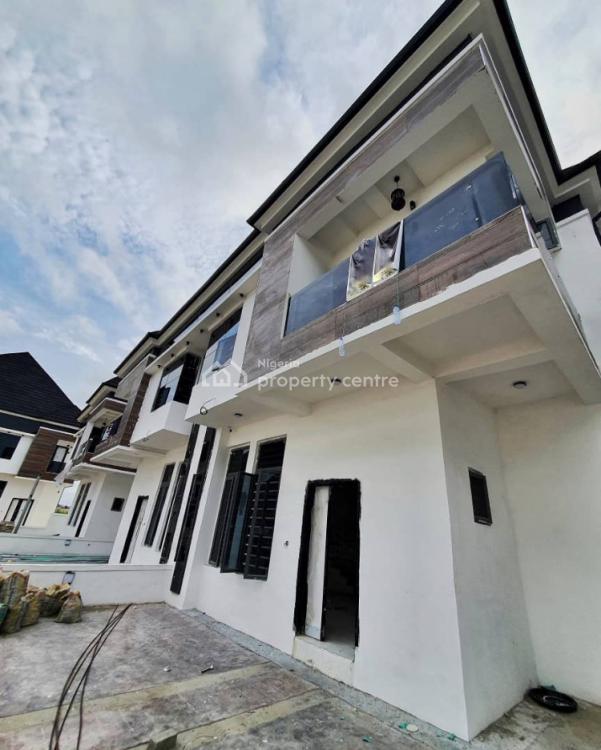 Brand New 4 Bedroom Duplex, Chevron Alternative Route., Lekki, Lagos, Semi-detached Duplex for Rent