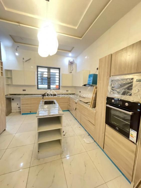 Contemporary Lovely 5 Bedroom Fully Detached Duplex, Osapa London, Agungi, Lekki, Lagos, Detached Duplex for Sale