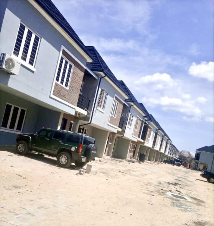 4 Bedroom Terrace Duplex, Chevron 2nd Toll Gate, Lekki, Lagos, Terraced Duplex for Rent