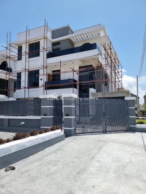 5 Bedroom Fully Detached Duplex + Pool, Cinema, Fitted Kitchen, Bq, Ikate, Lekki, Lagos, Detached Duplex for Sale