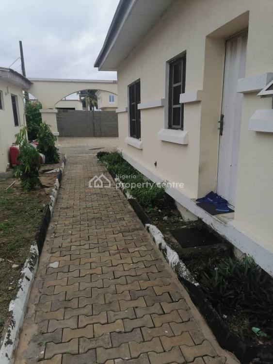 Small Bq, Atlantic View Estate Off New Road, Igbo Efon, Lekki, Lagos, Self Contained (single Rooms) for Rent