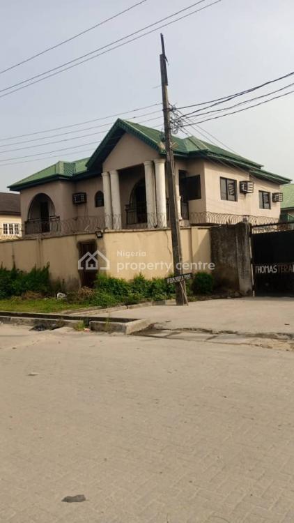 5 Bedroom Duplex All Ensuites(commercial Service), Along Lekki Ajah Expressway Besides Domino Pizza, Thomas Estate., Ajah, Lagos, Commercial Property for Rent