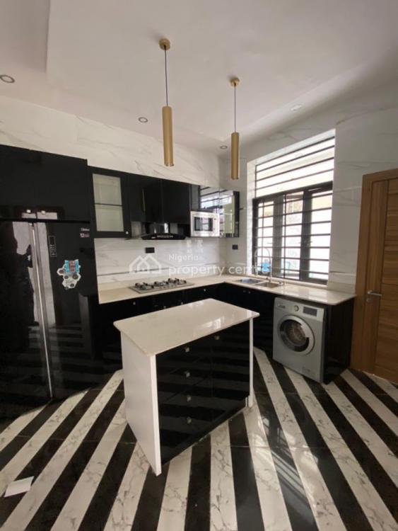 Exquisitely Finished 4 Bedroom Semi-detached House with a Room Bq, Oniru, Victoria Island (vi), Lagos, Semi-detached Duplex for Sale