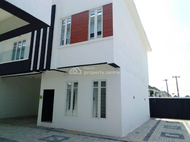 Nicely Built Corner Piece and Serviced 4 Bedrooms Terraced Duplex, Ologolo, Lekki, Lagos, Terraced Duplex for Rent