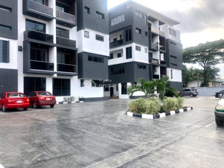 Luxury 4 Bedrom Mansionete Wit Bq, Acs Elevator, Gym & S/pool, Shonibare Estate, Maryland, Lagos, Terraced Duplex for Rent