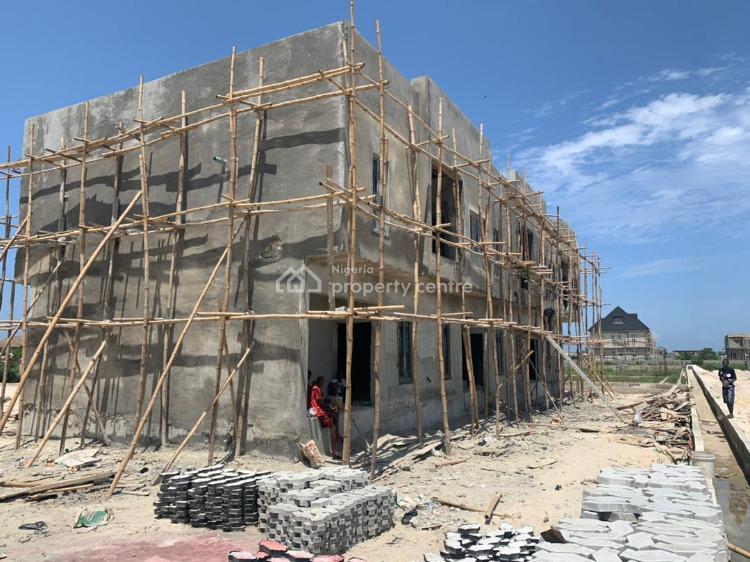 Beautiful and Standard 4 Bedroom Terrace Duplex, Abijo, Lekki, Lagos, Terraced Duplex for Sale