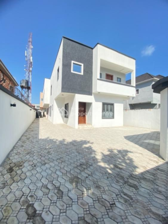 Lovely 5 Bedroom Home with Adequate Parking in a Secure Estate, Close to Admiralty, Lekki Phase 1, Lekki, Lagos, Detached Duplex for Sale