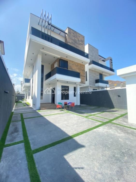 Exquisite 5 Bed Duplex with Pool, Cinema and Many Lovely Features, Lekki Phase One, Lekki, Lagos, Detached Duplex for Sale