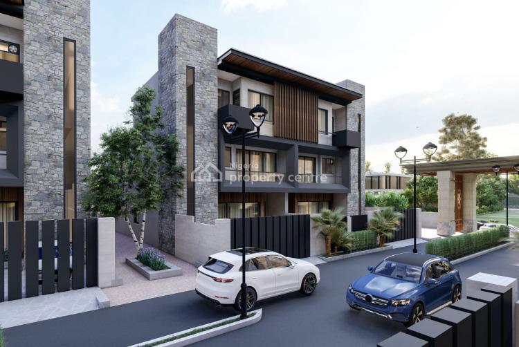 5 Bedrooms Semi-detached Luxury Duplex, Opposite Coza Church, Guzape District, Abuja, Semi-detached Duplex for Sale