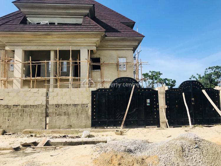4 Bedroom Penthouse Semi Detached with Bq, Abraham Adesanya, Lekki Phase 2, Lekki, Lagos, Semi-detached Duplex for Sale