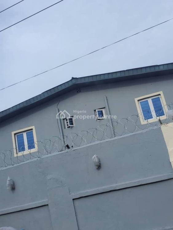 a Very Spacious and Decent Newly Renovated 2 Numbers of Vacant 3 Bed, Ademola Ojomu, Aguda, Surulere, Lagos, House for Rent