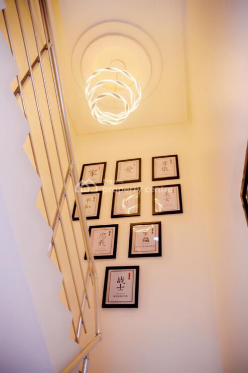 Luxurious 4 Bedrooms Terrace, Palace Way, Oniru, Victoria Island (vi), Lagos, Terraced Duplex Short Let