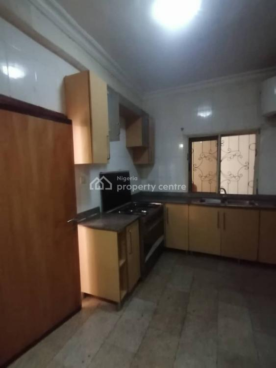 Nicely Built 3 Bedroom Flat with a Room Bq;, Osapa, Lekki, Lagos, Flat for Rent