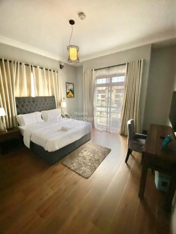 Fully Furnished and Waterfront 3 Bedroom Flat with a Bq, Lekki Phase 1, Lekki, Lagos, Flat for Rent