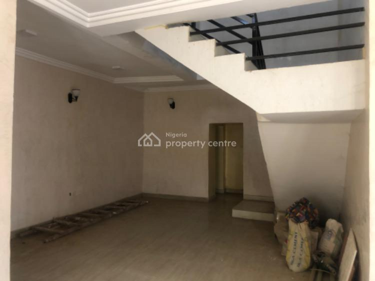 Luxury Four Bedrooms Terraced Duplex, Road 112, Life Camp, Abuja, Detached Duplex for Sale