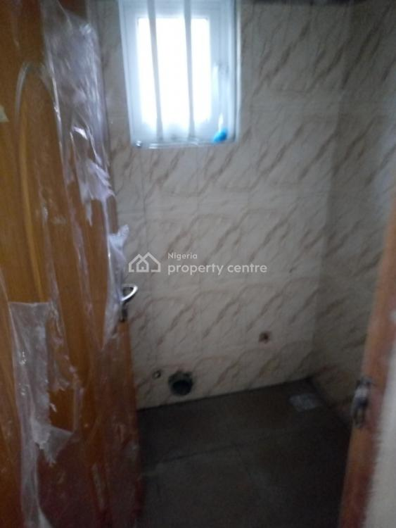a Lovely Renovated 3 Bedroom Flat, Onike, Yaba, Lagos, Flat for Rent