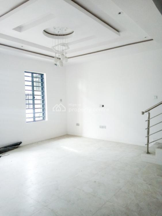 Lovely 4 Bedrooms Terraced Duplex, Sangotedo, Ajah, Lagos, Terraced Duplex for Sale